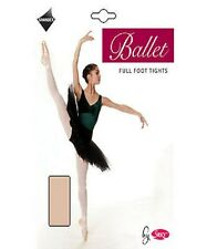 Ladies Women Silky Full Foot Ballet Dance Tights-