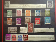 israel 1948-67 370+ stamps + 3 M/S in stockbook various conditions CAT £225+