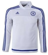 ADIDAS CLIMACOOL CHELSEA FC  TRAINING SOCCER TOP PULL OVER MEN'S SZ XL $80