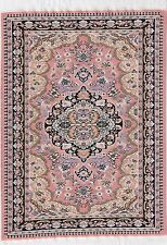 1:12 Scale 27cm x 20m Woven Turkish Rug Dolls House Miniature Carpet PLj