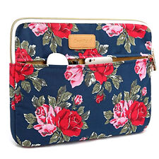 CoolBell(TM)15.6 Inch Laptop Sleeve Case Cover With Peony Flower Pattern Ultrabo