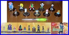 SET 10 Figure DRAGONBALL Z MINI Collection PART 6 NEW GENERATION Gashapon BANDAI
