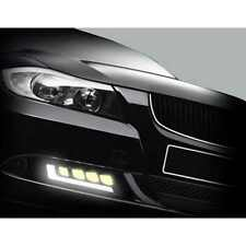 1 Pair CAR LED COB Universal DRL 6W Daytime Running Lights FOG LIGHT fog lamp