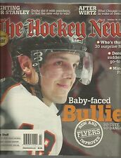October 16, 2007 The Hockey News Weekly----Daniel Briere
