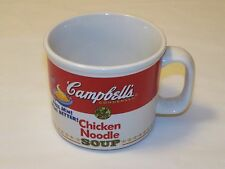 1997 Campbell's Chicken Noodle Soup Coffee Cup Mug