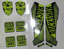 Rock Shox Pike Forks Decals Set Stickers MTB Race stickers