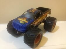 2006 MONSTER JAM 1:24 SCALE ~Hot WHEELS Beat That~ Super RARE!