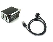 Wall AC Charger+USB Cable for Verizon Samsung Galaxy Tab 2 7 SCH i705, 7.7 i815