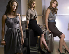 Smallville photo - F374 - Kristin Kreuk, Allison Mack & Erica Durance