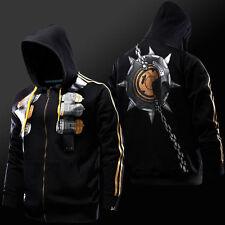 Cosplay Winter Game OVERWATCH OW JUNKRAT Cotton Sweatshirt Hoodie Jacket Coat
