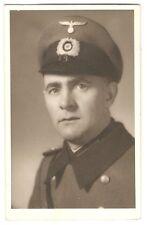 Altes Foto Bild Deutsches Reich 2. Weltkrieg Portrait Soldat [315]