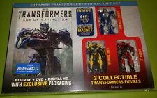 TRANSFORMERS: Age of Extinction  *ULTIMATE TRANSFORMERS BLU-RAY GIFT SET*