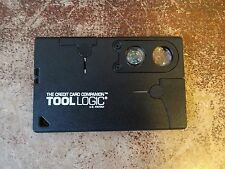 TOOL LOGIC CREDIT CARD