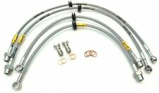GOODRIDGE stainless steel BRAKELINES BRAKE LINES KIT 02-07 WRX / STi / OUTBACK