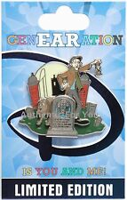 Disney 2015 GenEARation D Event Haunted Mansion Enter if You Dare Trading Pin #9