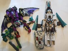 Transformers Robots in Disguise RID Megatron Ultra Class Cybertron Vector Prime
