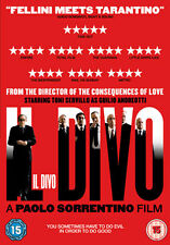 IL DIVO - DVD - REGION 2 UK