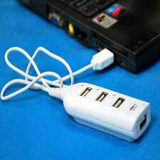 4-port USB2.0 Multi HUB Splitter Extension Adapter Suit For PC Laptop Useful 1pc