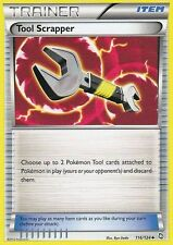 BW DRAGONS EXALTED POKEMON TRAINER CARD - TOOL SCRAPPER 116/124