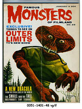 Famous Monsters of Filmland #26 © January 1964 Warren Publishing