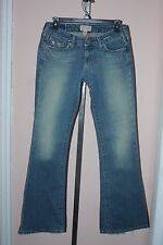 Abercromie & Fitch Faded Blue Jeans 2R Flare Boot Cut Women's Misses Juniors