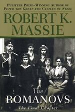 The Romanovs : The Final Chapter by Robert K. Massie (1996, Paperback)