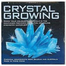 Crystal Growing Kit Children Science Lab Educational Learning Kids Edu Toy