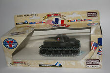 SOLIDO MILITARY #6205 RENAULT 35 FRENCH MILITARY TANK, 1:50, NEW IN BOX