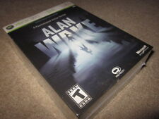 Alan Wake: Limited Collector's Edition (Xbox 360/One/XBO/XB1) brand new SEALED