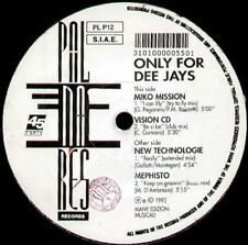 VARIOUS (MIKO MISSION / VISION CD / NEW TECHNOLOGIE) - Only For Dee Jays