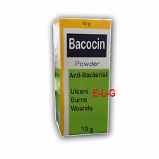Antibacterial Antiseptic Powder - Leg Ulcers Wounds Burns Dries & Heals Quick