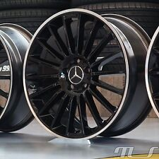 "19"" Alloy wheels for Mercedes Ce CLS S Class W204 W205 W212 AMG rims ET 45"