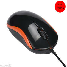 1600DPI 2.4Ghz Optical USB Wired Gaming Mouse Gamer Game Mice For PC Laptop