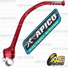 Apico Red Kick Start Lever Pedal For Honda CRF 250R 2014 Motocross Enduro New