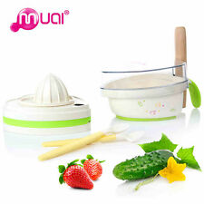 New Multifunctional Manual Baby Food Processor for Juicing,Mashing and Grinding