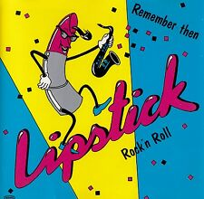 LIPSTICK : REMEMBER THEN / CD - TOP-ZUSTAND