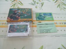 GUEVARA SNK RARE NES FAMICOM JAPAN IMPORT COMPLETE IN BOX!
