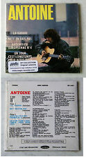 ANTOINE La Guerre + 3 .. French Vogue Magic EP Collection Maxi CD