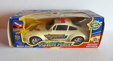 Rescue Force P.D. Police Car - bump n go Action Battery Operated Sounds & Lights