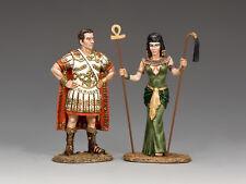 AE-S01 Antony & Cleopatra Set by King & Country