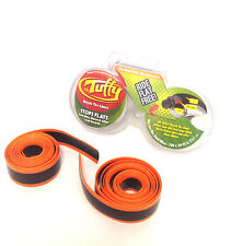MR TUFFY BICYCLE TIRE LINER ORANGE 700c x 20-25/27x1 NEW