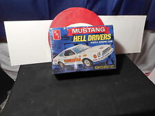 Model Kit Mustang Hell Drivers Thrill Show Car