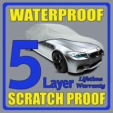 MERCEDES BENZ SLK Class 5 Layer Car Cover Fit Outdoor Water Proof Rain Sun Dust