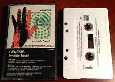 Invisible Touch by Genesis Cassette