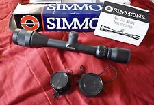 Simmons Proair Rifle Scope Mod. 21613 4-12x40 AO Target Turrets 1/8 MOA
