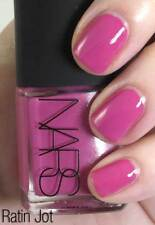 NEW! NARS Nail Polish Lacquer in RATIN JOT ~ ORCHID PINK full size