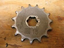 1982 kawasaki AR80 15t engine sprocket drive GSB~