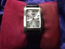 Unisex Mossimo  Watch with Genuine Leather Band **Nice**  B22-507