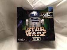 Star Wars Action Collection R2-D2 Fully Poseable Retractable Leg Vintage 1997