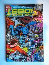 DC Comic Book - LEGION OF SUPERHEROES #7 FEBRUARY 1985 NM